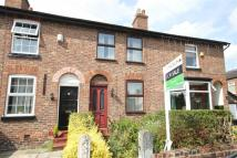 2 bedroom Terraced house for sale in Hall Avenue, Timperley...