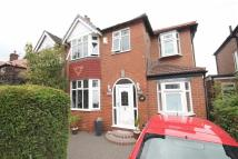 semi detached house in Crowley Road, Timperley...
