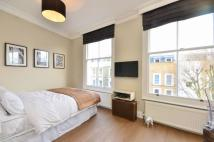 Studio apartment in Ifield Road, Chelsea...