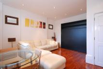 Studio apartment in Collingham Road...