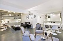 Flat for sale in Elvaston Place...
