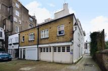 Kingsley Mews Garage for sale