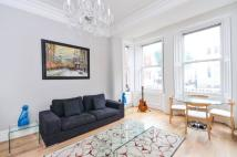 Flat for sale in Harrington Gardens...