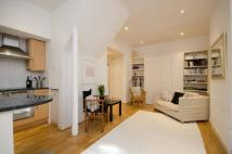 Studio flat to rent in Queens Gate...