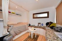 Portland Road Studio flat for sale