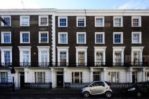 Studio flat in Orsett Terrace...
