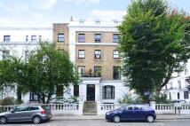 Studio flat in Talbot Road...