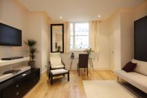 Studio apartment to rent in Craven Hill, Bayswater...