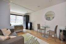 Studio flat to rent in Compass House...