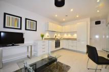 Studio apartment in Rylston Road, Fulham, SW6