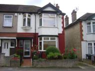 3 bed semi detached home to rent in Walthamstow E17