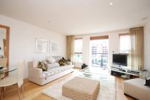 Flat in Canute House, Brentford...