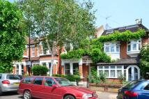 property in Fielding Road, Chiswick...
