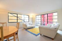 Flat to rent in New Wharf Road...