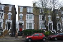Flat in Hillmarton Road...