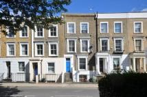 Flat in St Pauls Road, Canonbury...