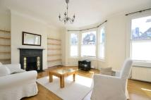 Flat to rent in Sherriff Road...