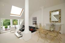 Flat in Thurlow Road, Hampstead...