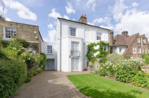 4 bed house in Keats Grove, Hampstead...