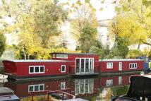 House Boat in Blomfield Road...