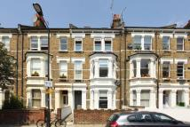 Bradiston Road Flat to rent