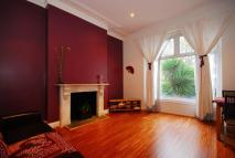 Flat in Langtry Road...
