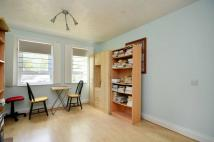 Studio flat in Frederick Road...