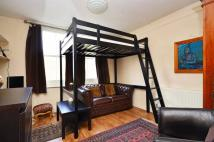 Larkhall Rise Studio apartment for sale