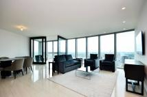Flat in St George Wharf...
