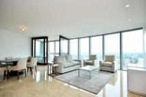 Flat to rent in St George Wharf...