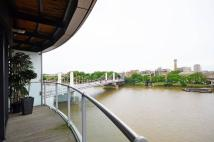 2 bed Flat to rent in Chelsea Bridge Wharf...