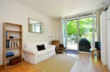Studio apartment to rent in Chelsea Bridge Wharf...