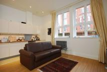 Studio apartment to rent in Kingsway Square...