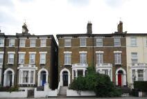 Flat in South Lambeth Road...
