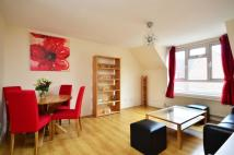 Flat to rent in Fawcett close...