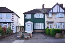 3 bedroom home to rent in Sarsfield Road, Perivale...