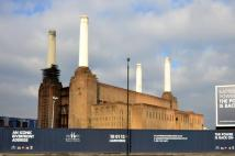 3 bed Flat in Battersea Power Station...