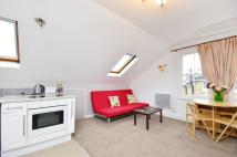 Homefield Road Studio apartment to rent