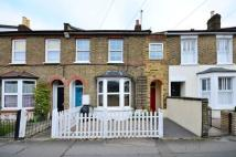 Studio flat in Gladstone Road...