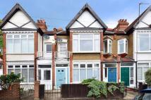 Maisonette in Shelton Road, Wimbledon...