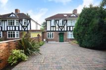Coombe Lane property