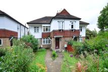 Maisonette in Lake Road, Wimbledon...