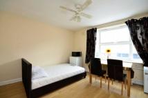 Studio flat in Eastgate House...