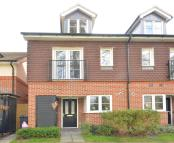 Terraced house in Epsom Road, Merrow, GU1