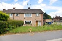 1 bed Maisonette to rent in The Range, Bramley, GU5