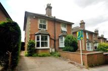 2 bed house in Nightingale Road...
