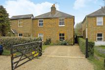 3 bedroom Cottage in Saunders Lane, Mayford...