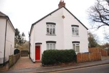 house to rent in Camphill Road...