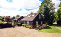 4 bed property for sale in Station Road, Chobham...