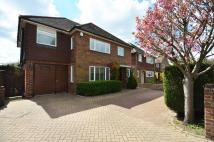 Detached property in Lane End Drive, Woking...